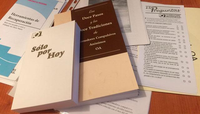 Comedores compulsivos an nimos literatura comedores compulsivos an nimos - Comedores compulsivos anonimos ...