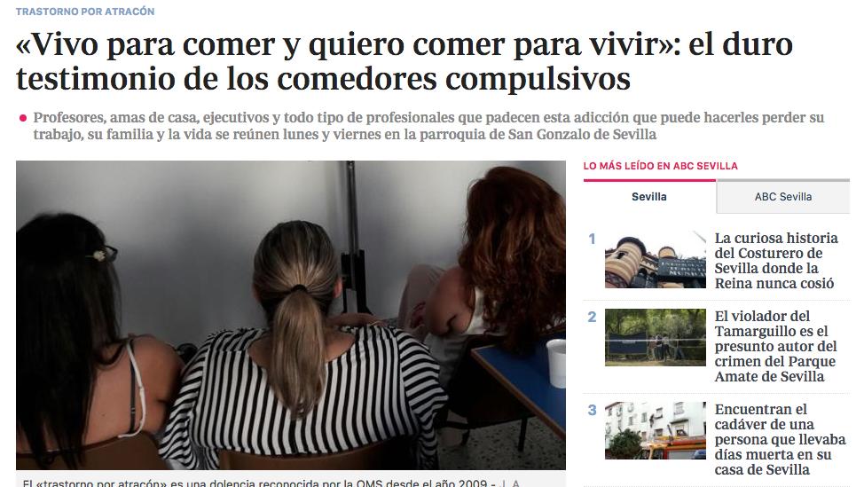 Comedores compulsivos an nimos prensa sevilla comedores compulsivos an nimos - Comedores compulsivos anonimos ...