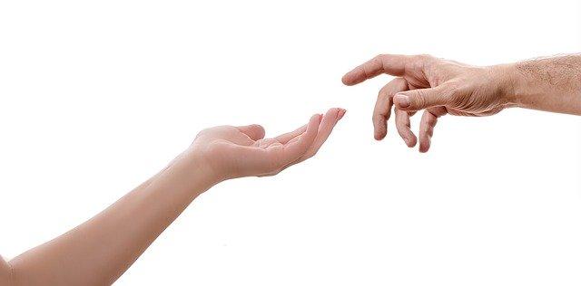 Extender la mano - Comedores Compulsivos Anónimos
